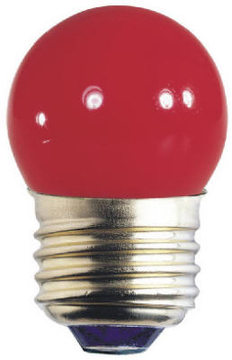 7-1/2W S11RED IndicBulb