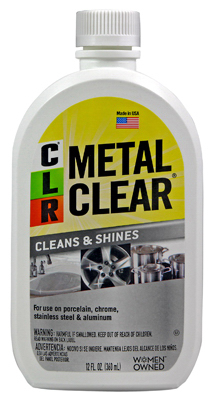 12OZ CLR Metal Cleaner