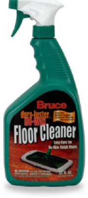 32OZ No Wax FLR Cleaner