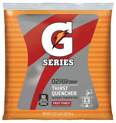 32PK21OZ Punch Gatorade