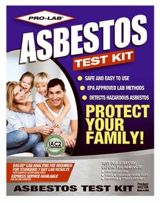 Pro Asbestos Test Kit