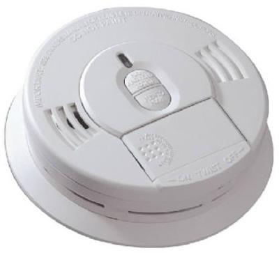 Kidde 120v Ac Wire In Front Load Smoke Alarm Tv800357