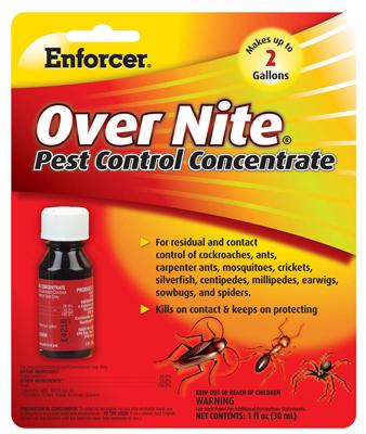 OZ OvernitePest Control