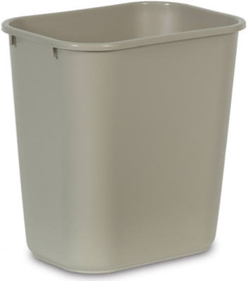 28-1/8QT Wastebasket