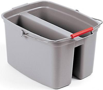 19QT GRY DBL Bucket
