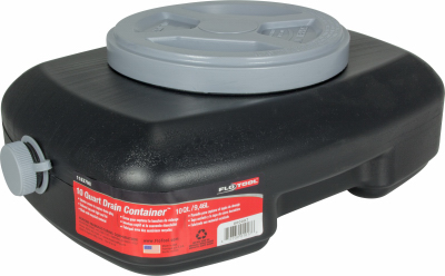 10QT Oil Drain Pan