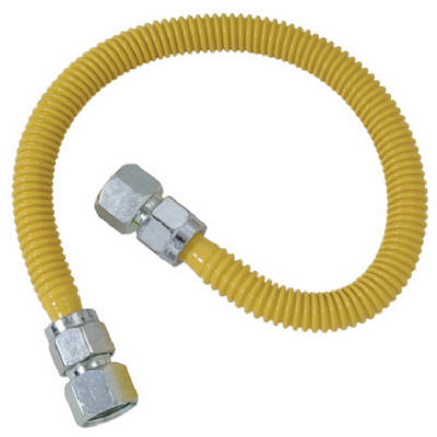 """36"""" SS Gas Connector"""