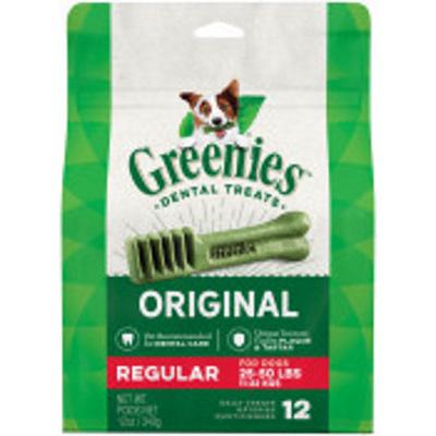 12OZ Reg Green TreatPak