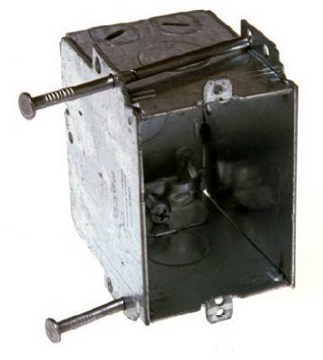 3x2-7/8D S Switch Box