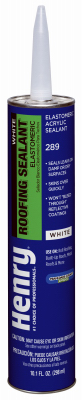10OZ WHT Roof Sealant