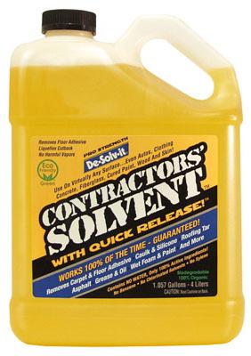 GAL Contractors Solvent