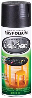11OZBLK Chalk BRD Paint
