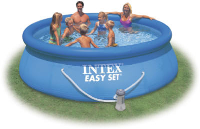 12x30 Pool Set/Pump