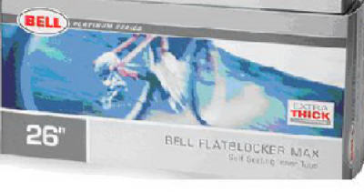 """26"""" FLT Block TireTube"""