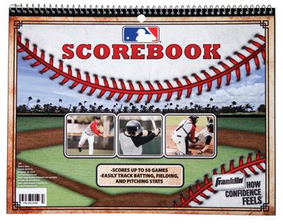MLB BB Scorebook