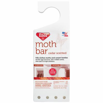 6OZ Moth Bar/Hanger