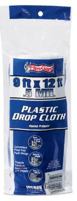 9x12 .5 Mil Drop Cloth