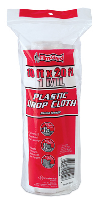 10x20 1Mil Drop Cloth