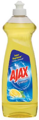 14OZ Ajax Lemon Dish