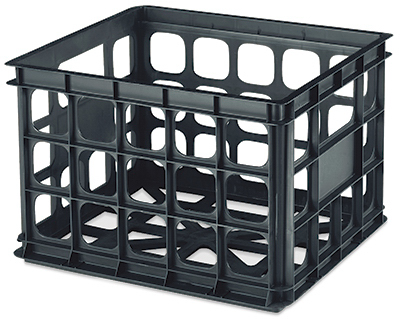 BLK Stor Crate