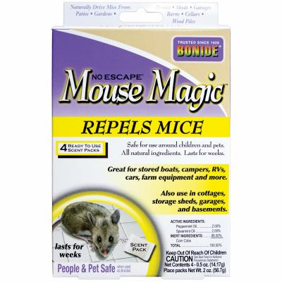 4CT 2OZ Mouse Repellent
