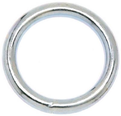 """1-1/2""""Zinc NI Weld Ring"""