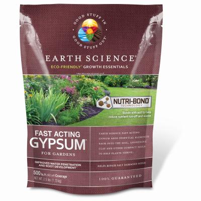 2.5LB Gypsum Plus Ast