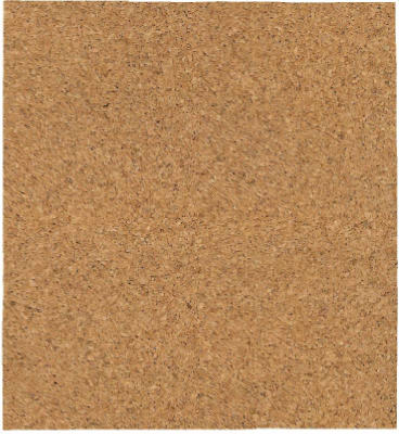 18x4 Cork Shelf Liner