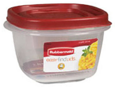 2C SQ Food Container