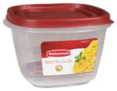 7C SQ Food Container
