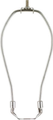 "2PC 8"" Pew Lamp Harp"