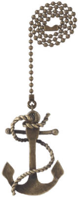 """12"""" SeaAnch Pull Chain                           "" - Woods Hardware"