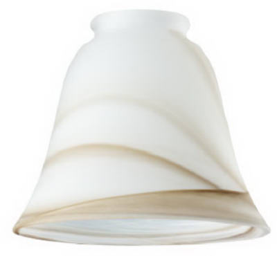 Westinghouse Lighting Corp 4 1 2 Ceiling Fan Or Light Fixture Replacement Glass Shade Tv833564