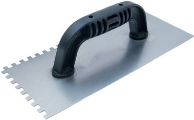 "11""x4.5""SQ Notch Trowel"