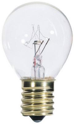 25W CLR Hi Inten Bulb