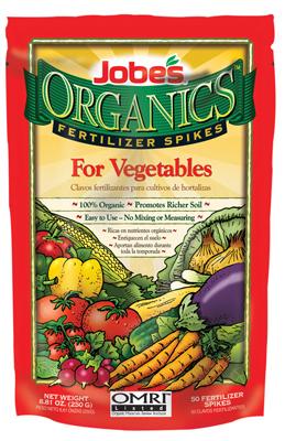 50PK Veg Fertiliz Spike
