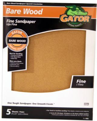 5PK GNT 150G Sandpaper