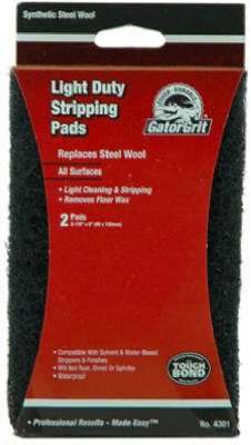 2PK LGT Strip STL Wool