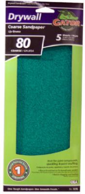 "5PK4-1/4"" 80G Dry Paper"
