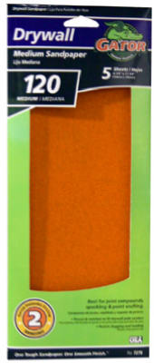 "5PK4-1/4""120G Dry Paper"