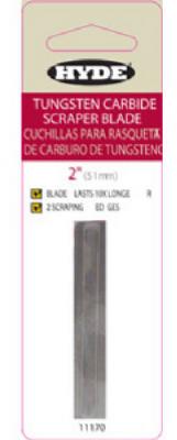 """2"""" Carb Repl Blade"""