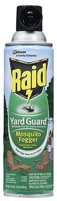 Raid 16OZ YD Guard