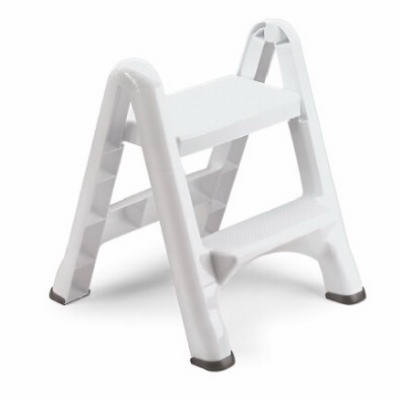 WHT Fold 2 Step Stool