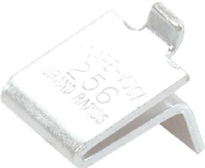 12PKWHT Shelf Supp Clip