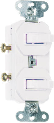 15A WHT SP/3WY Switch