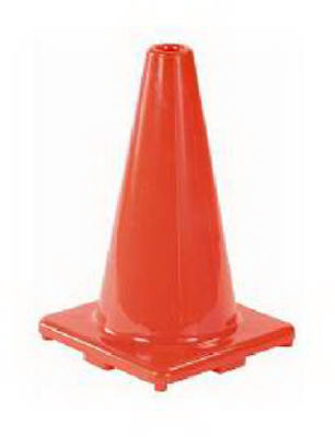 "12"" ORG Safe Cone"