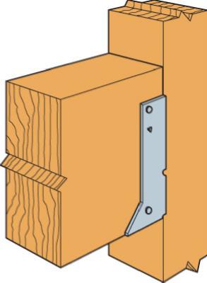 4x8 Concealed Hanger