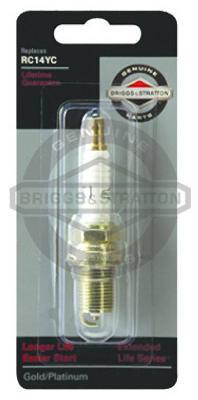 B&S Platinum Spark Plug
