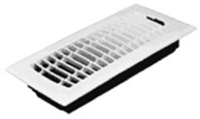4x12 WHT FLR Register