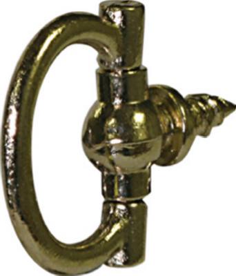 "3PK 5/8""Oval Screw Ring"